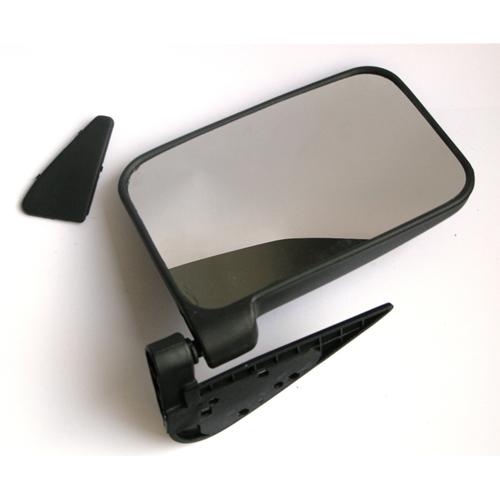 Specchio Specchietto Retrovisore Destro Nero Meccanico 14992
